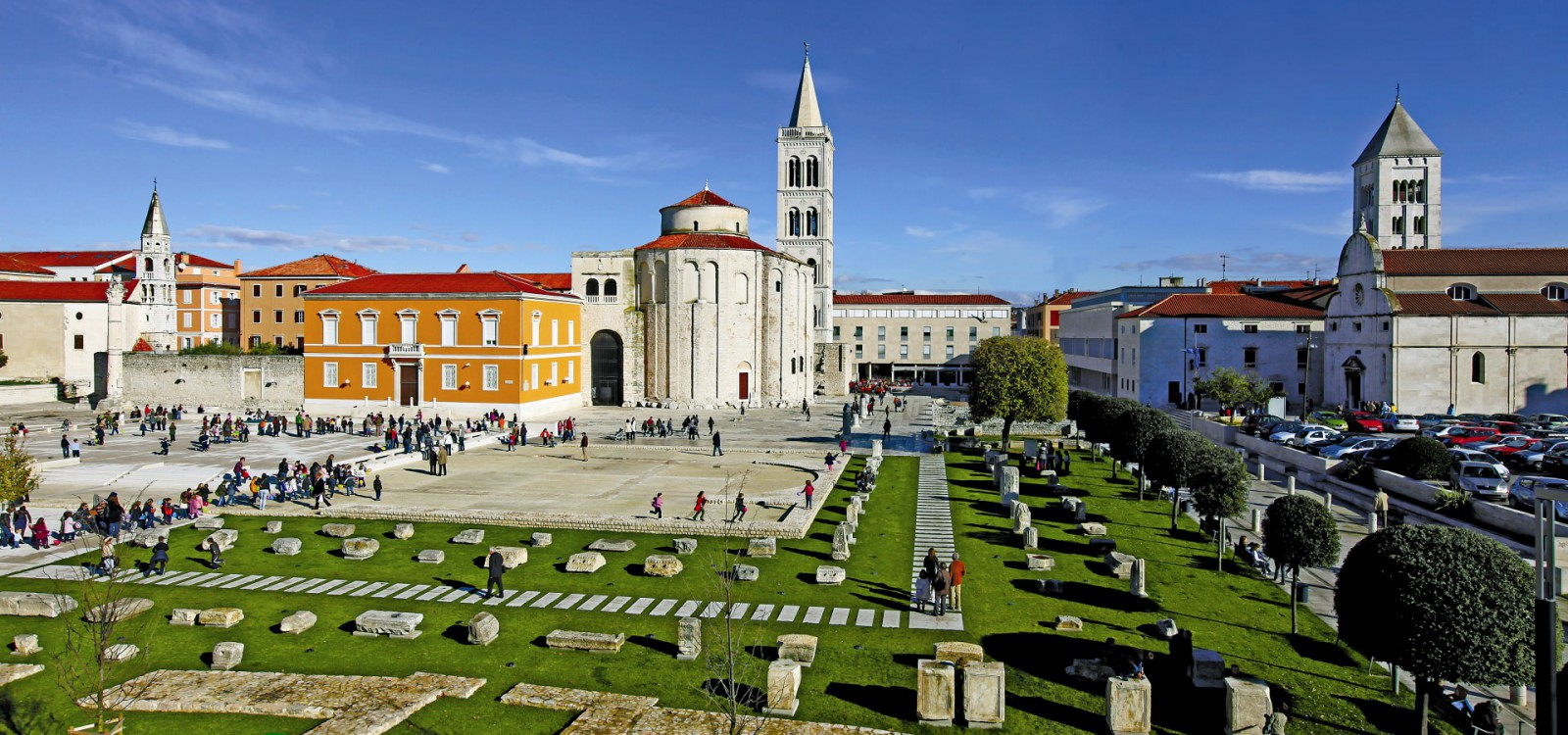 See, Hear, Meet and Experience Zadar