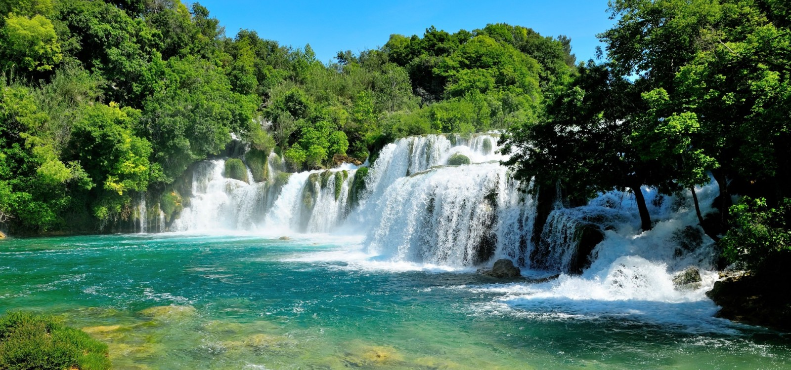 The magic of Krka National Park